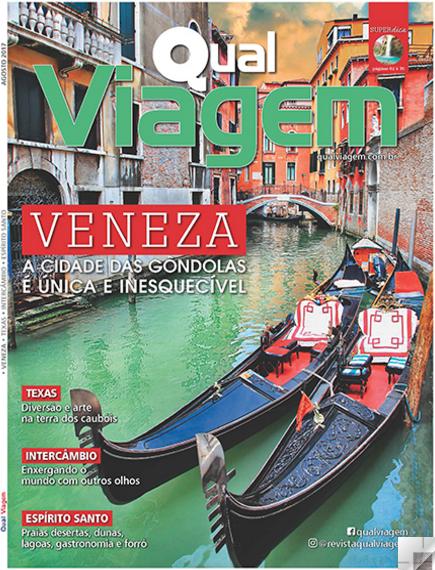 Revista Qual Viagem - Agosto/2017