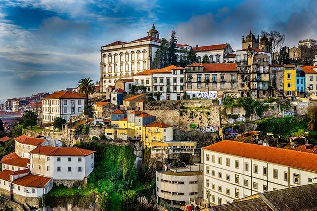 Cidade do Porto, Portugal.